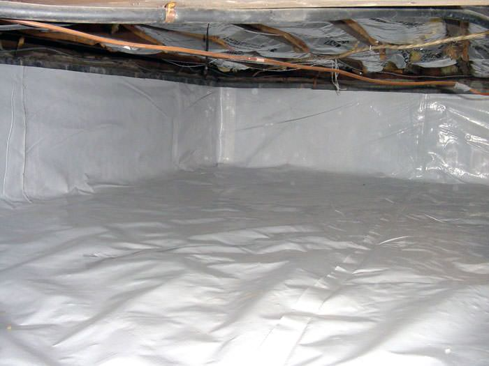 Crawl Space Cleanup Vaughan Markham Mississauga