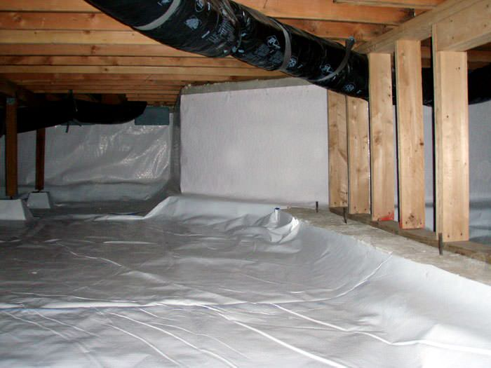 Crawl Space Cleanup In Toronto Markham Mississauga