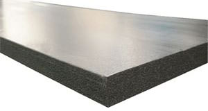 SilverGlo™ crawl space wall insulation available in York
