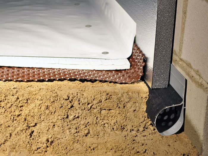 crawl space repair thermal insulation crawl space insulation