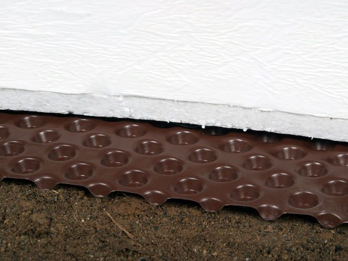 Crawl space insulation in greater toronto insulating for Crawl space floor