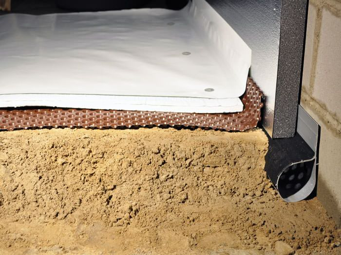 Crawl Space Insulation In Greater Toronto Insulating