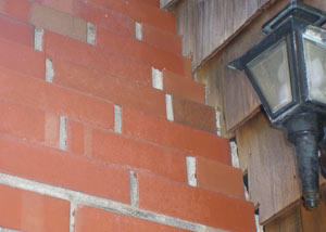 Tilting Chimney Repair Vaughan Mississauga Markham