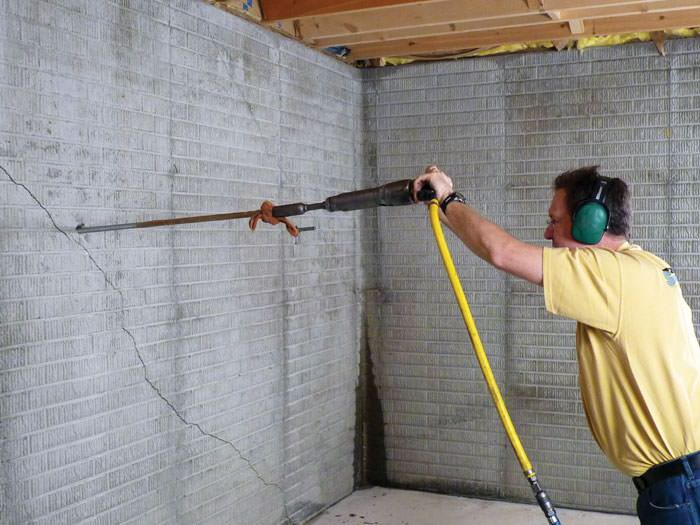 Wall Straightening Contractor Vaughan Markham Mississauga