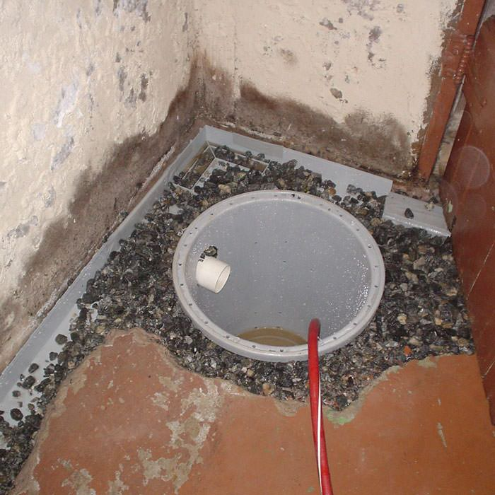 Installing A Sump In Pump Liner Mississauga Home