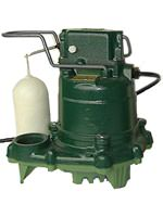 cast-iron zoeller sump pump systems available in Clarington, Ontario